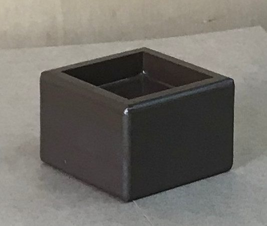 3x3 Pocket, 2 Inch Lift Height, Brown Espresso